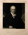Thomas Andrew Knight. Mezzotint by S. Cousins, 1836, after S Wellcome V0003242.jpg