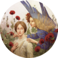 Thomas Cooper Gotch The Message.png