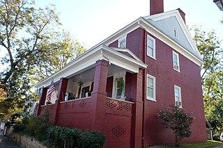 Thomas Jerkins House United States historic place
