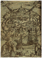 Thomas More - L'île, Utopia, 1518.png