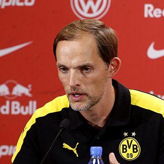 Thomas Tuchel German footballer and manager