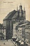 Thorn, Westpreußen - Marienkirche, Ostansicht (Zeno Ansichtskarten).jpg