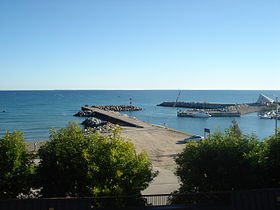 Thornbury Harbour Entrance.JPG