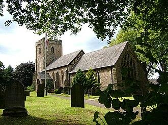 Thurcaston - Image: Thurcaston All saints Church