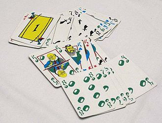 Tichu - Tichu cards