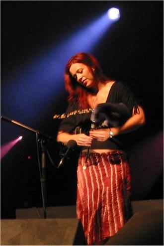 Kathryn Tickell - Image: Tickell 2004