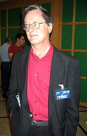 Tim Powers at the Israeli ICon 2005 SF&F Convention