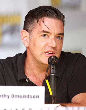 Carlton Lassiter - Timothy Omundson (who plays Carlton) at Comic-Con in California.