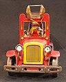 Tin toy fire truck, pic-011.JPG