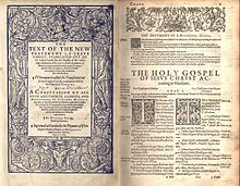 Douay–Rheims Bible - Wikipedia