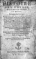 Title page from Lery, Histoire d'un voyage...1594 Wellcome L0000696.jpg