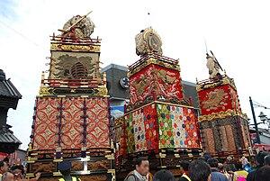 Tochigi, Tochigi - Tochigi Autumn Festival on November