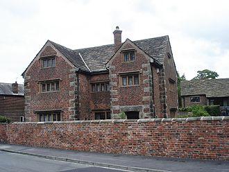 Lostock Hall - Todd Hall