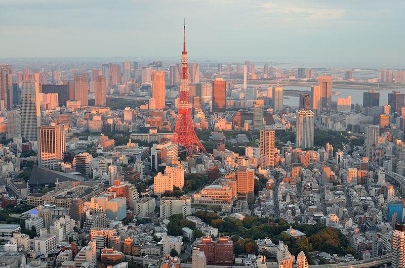 Melhores vistas de Tokyo