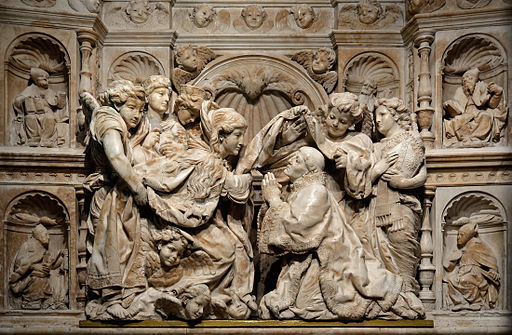 Toledo - Catedral de Santa Maria int 03
