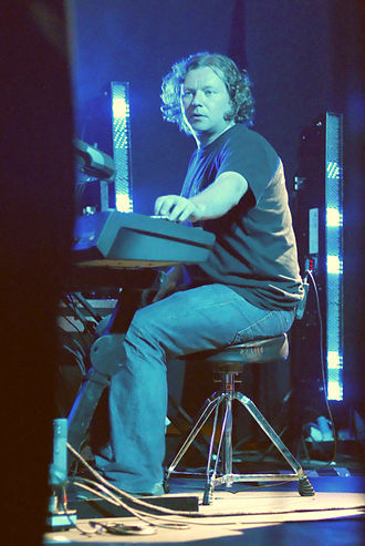 Tom Simpson (musician) - Tom Simpson at Rock City Nottingham, England in 2006