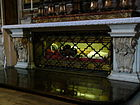 Tomb of Innocentius XI in the Chapel of St. Sebastian of Saint Peter's Basilica.jpg