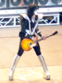 Tommy Thayer, Kiss at Helsinki.png