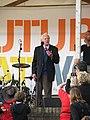 Tony Benn, Tolpuddle 2012.JPG