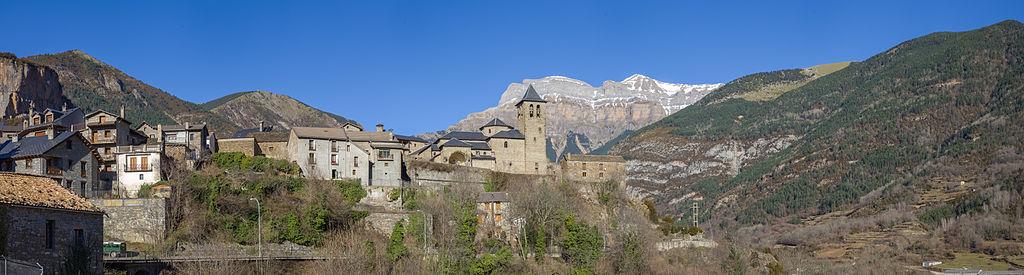 Torla Spain  city pictures gallery : Oorspronkelijk bestand  15.413 × 4.143 pixels, bestandsgrootte ...