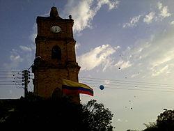 Torre del Santuario de la Niña Maria - Caloto.jpg