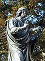 Toruń, Rynek Staromiejski (pomnik Kopernika) (8) (Ola Z.).JPG