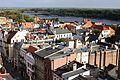 Toruń, dzielnica staromiejska (widok z wieży Ratusza Staromiejskiego) (3).JPG