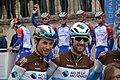 Tour La Provence 2019 - Avignon - présentation des équipes - AG2R la Mondiale (2).jpg