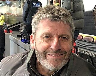 Andy Townsend Irish footballer