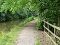 Towpath along the Ashby Canal - geograph.org.uk - 926607.jpg