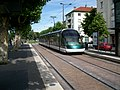 TramStrasbourg lineD Briand 2Terminus2.JPG