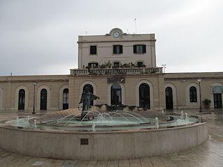 Trani railway station