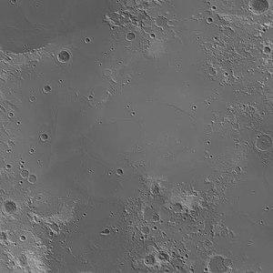 Mare Tranquillitatis - Image: Tranquillitatis basin topo