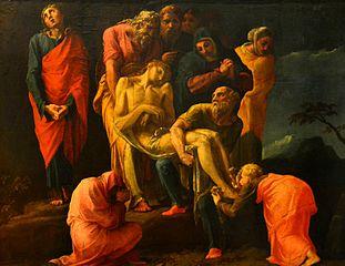 Trasporto di Cristo nel sepolcro