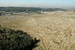 Trees and rocky ground, Israel (392216871).jpg