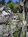 Treppe, Sentier des Roches 140707.JPG