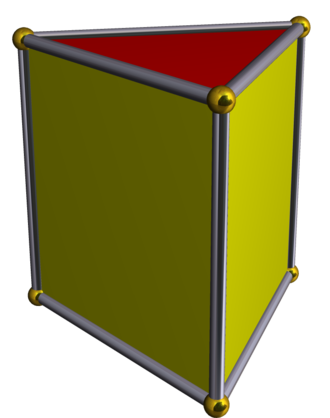 Triangular prism - Image: Triangular prism