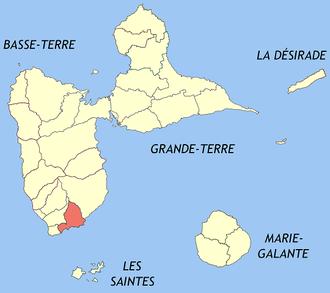 Trois-Rivières, Guadeloupe - Image: Trois Rivieres