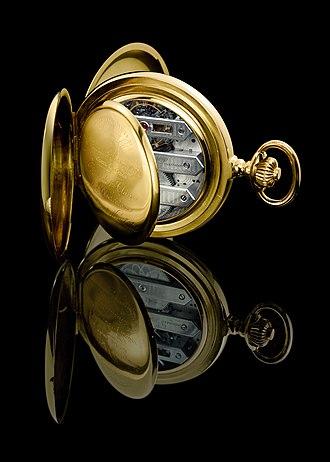 Girard-Perregaux - An award-winning Girard-Perregaux pocket watch