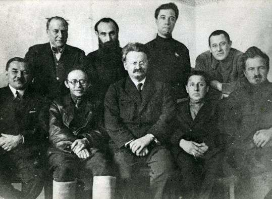 Trotskyist Left Opposition-1927
