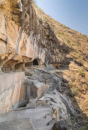 Tulja Caves - Tulja Lena caves.