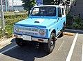 Tuned Suzuki Jimny (JA71V) front.jpg