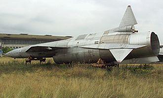 Tupolev Tu-123 - Tu-123 at Khodynka Field, Moscow