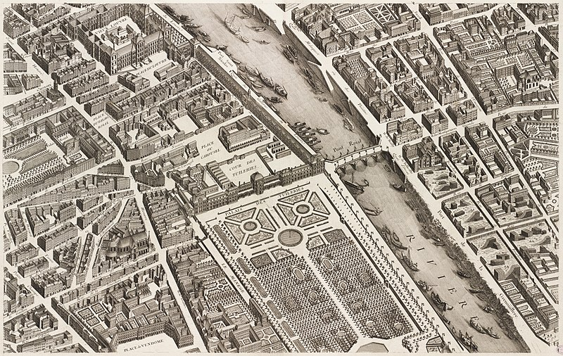 Turgot map of Paris, sheet 15 - Norman B. Leventhal Map Center.jpg