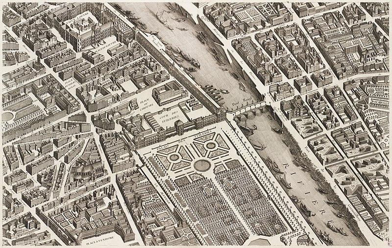 Turgot map of Paris, sheet 15 - Norman B. Leventhal Map Center.jpg