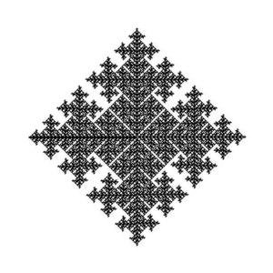 Turmite - Image: Turmite Snowflake