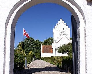 Tuse Church Church in Zealand, Denmark