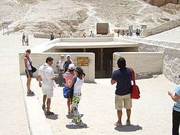 Tutankhamun Valley of the Kings Luxor.jpg