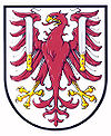 Huy hiệu của Týn nad Bečvou