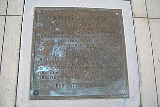 Fort Monmouth - Signal Corps Time Capsule